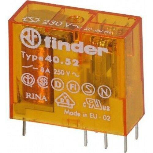 FINDER 40.52.8.230 relé 230VAC