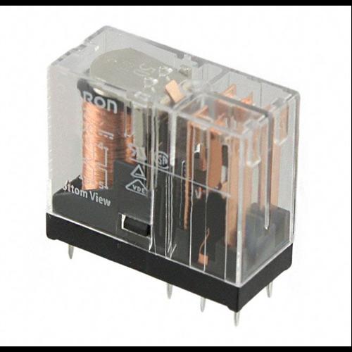 OMRON G2R-2-12VAC relé