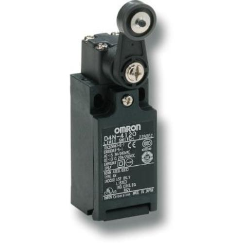 OMRON D4N-8162 végálláskapcsoló