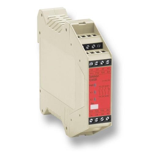 OMRON G9SB-301-D 24VDC biztonsági relé