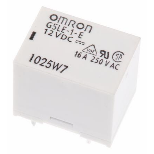 OMRON G5LE-1-E-12VDC relé