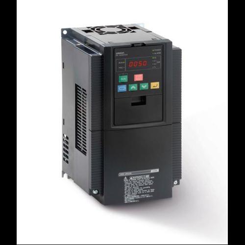 OMRON 3G3RX-A4185-E1F-CHN frekvenciaváltó