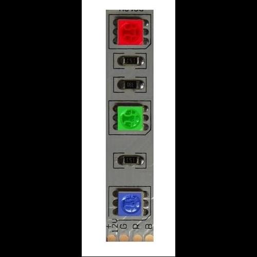 LEDSZALAG 5050 60/m 14.4W/m 100-200Lux 200-720Lum  RGB