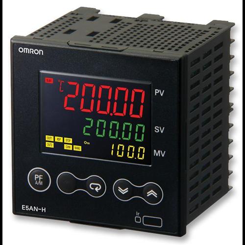 OMRON E5AN-HAA2HBMD-500 hőmérséklet szabályzó