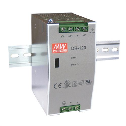 Mean Well MW DRH-120-48 ~ 120 W  tápegység