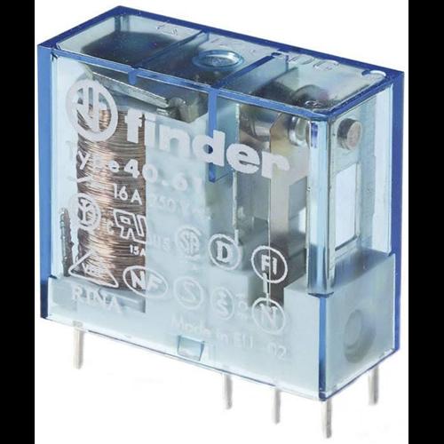 FINDER 40.61.7.012.000 relé 12VDC