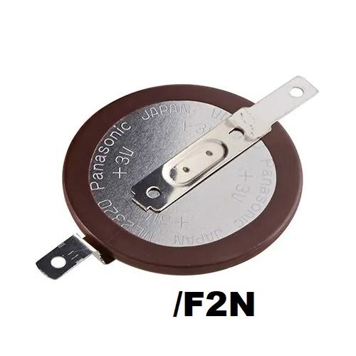 VL-2020/F2N 3V Litium Akkumulátor forr.füles