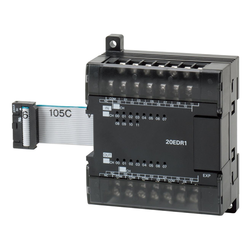 OMRON CP1W-20EDT1.2  PLC bővítő