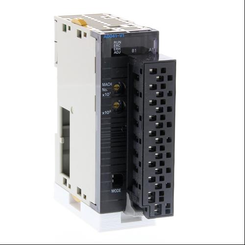 OMRON CJ1W-AD041-V1SL analóg I/O
