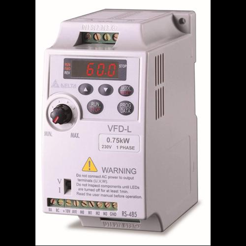 DELTA VFD002L21A Frekvenciaváltó