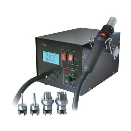 ZD-939L forró levegős kiforrasztó állomás.