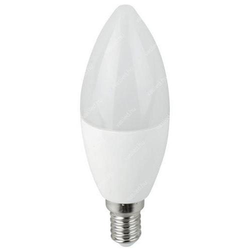 LED fényforrás 7W, 710 Lumen, E14 foglalattal, 4200 K, nap fehér