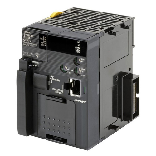 OMRON CJ2M-CPU32.1 PLC CPU