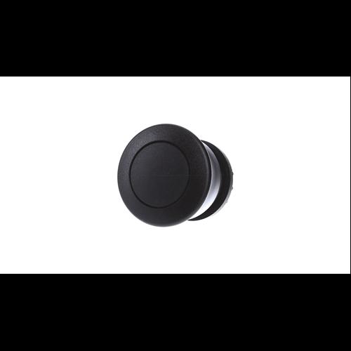 EATON M22-DP-S fekete gombafejű nyomógomb
