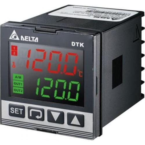 DELTA DTK4848R01 Hőmérséklet szabályozó, Relé kimenettel
