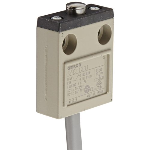 OMRON D4C-1201 végálláskapcsoló