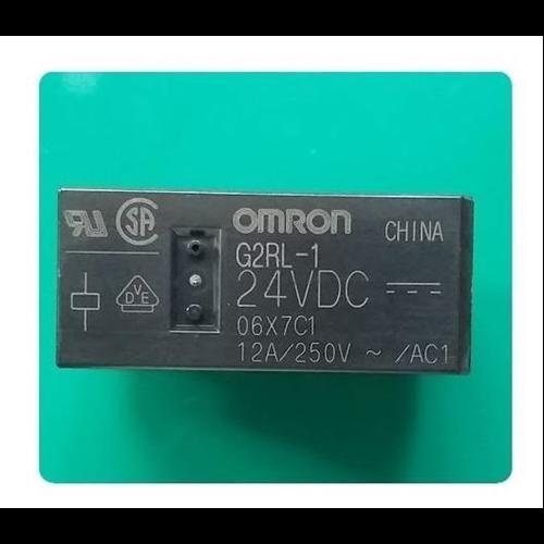 OMRON G2RL-1-24VDC relé